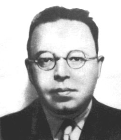 Alexander Radó Hungarian cartograph, communist activist, spy