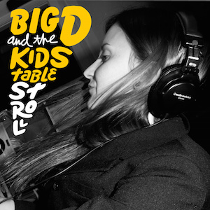 <i>Stroll</i> (album) 2013 studio album by Big D and the Kids Table