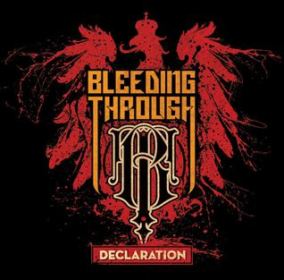Bleeding Through Album Covers Album by Bleeding Through