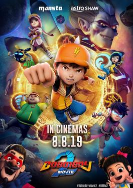 BoBoiBoy Movie 2 Official Theatrical Poster