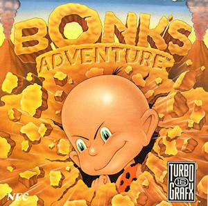 <i>Bonks Adventure</i> 1989 computer and video game