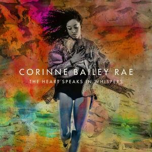 <i>The Heart Speaks in Whispers</i> 2016 studio album by Corinne Bailey Rae