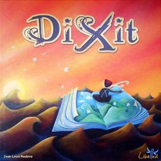 Picture of a game: Dixit