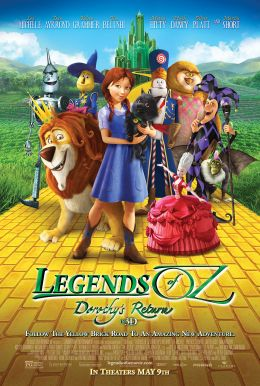 Dorothy of Oz Poster.jpg Legends of Oz Dorothys Return Wikipedia the free encyclopedia 260x386 Movie-index.com