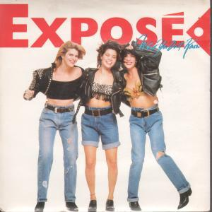 What You Dont Know (Exposé song) 1989 single by Exposé