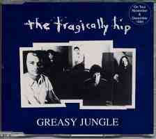 Greasy Jungle 1994 single by The Tragically Hip