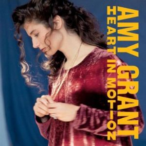 <i>Heart in Motion</i> 1991 studio album by Amy Grant