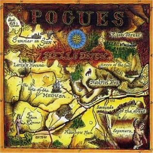 1990 studio album by The Pogues