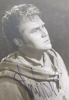 Hermin Esser German operatic tenor