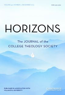 Theology english subjects in college