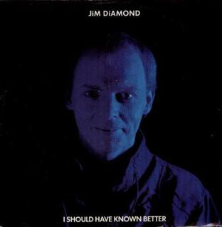 I Should Have Known Better Jim Diamond Song Wikipedia