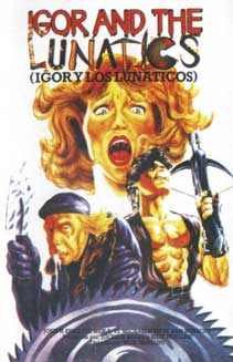 Download igor and the lunatics 1985 watch igor and the for Igor movie watch online