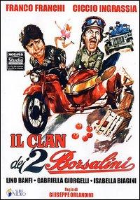 <i>Il clan dei due Borsalini</i> 1971 film by Giuseppe Orlandini