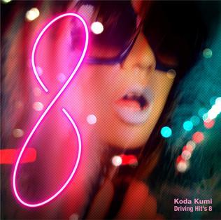 <i>Koda Kumi Driving Hits 8</i> 2018 album