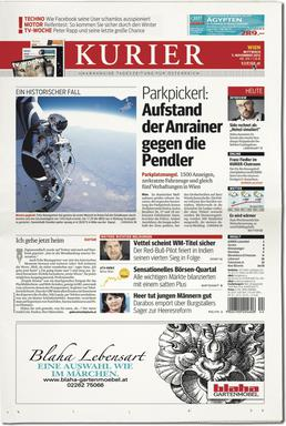 Kurier Zeitung österreich