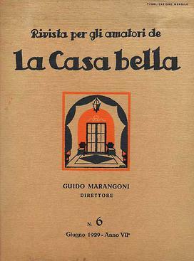 Casabella wikipedia for La casa bella