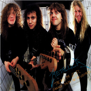 <i>The $5.98 E.P.: Garage Days Re-Revisited</i> 1987 EP by Metallica