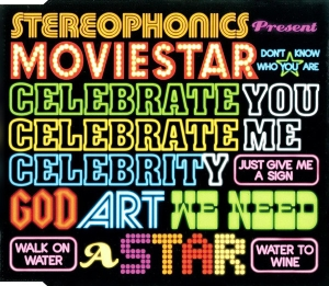 Stereophonics - Moviestar (studio acapella)