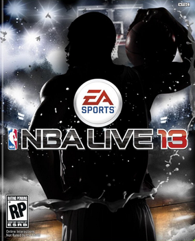 Nba live 13 for sale