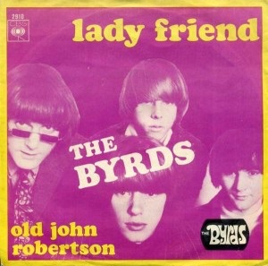 Old John Robertson song performed by The Byrds