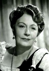Olga Lindo British actress (1899-1968)