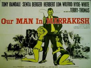 <i>Our Man in Marrakesh</i>