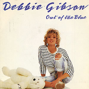 Out of the Blue (Debbie Gibson song) Debbie Gibson song