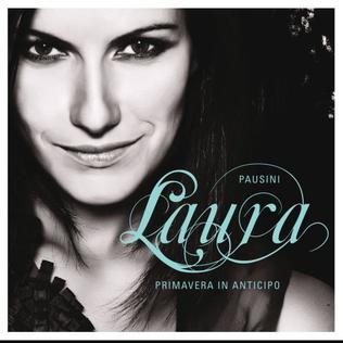 <i>Primavera in anticipo</i> 2008 studio album by Laura Pausini