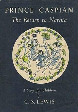 Image result for prince caspian book