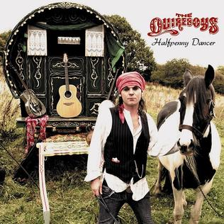<i>Halfpenny Dancer</i> album by The Quireboys