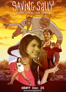 Saving Sally (2016) HDRip