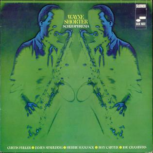 <i>Schizophrenia</i> (Wayne Shorter album) 1969 studio album by Wayne Shorter