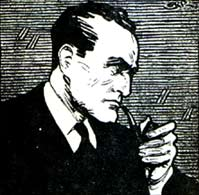 Sexton Blake character who appeared in numerous penny dreadfuls