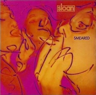 <i>Smeared</i> 1992 studio album by Sloan