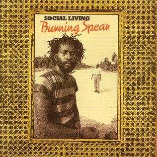 <i>Marcus Children</i> 1978 studio album by Burning Spear
