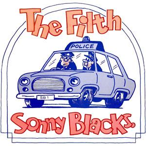 Sonny Black's Blues Band - The Filth