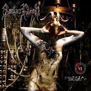 <i>Sumerian Daemons</i> 2003 studio album by Septic Flesh