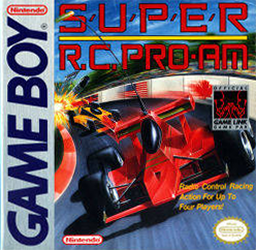 <i>Super R.C. Pro-Am</i> 1991 Game Boy game