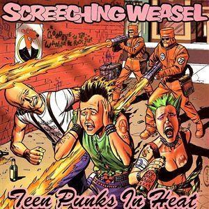 <i>Teen Punks in Heat</i> 2000 studio album by Screeching Weasel