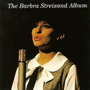 The Barbra Streisand Album Cover
