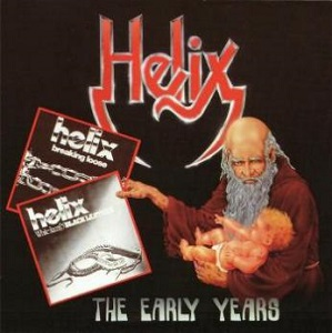 <i>The Early Years</i> (Helix album) 1991 compilation album by Helix