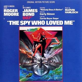 <i>The Spy Who Loved Me</i> (soundtrack) 1977 soundtrack album by Marvin Hamlisch