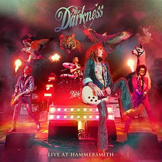 2018 live album by The Darkness