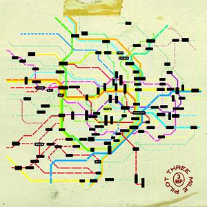 <i>Maps</i> (EP) 2012 EP by Three Mile Pilot