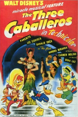 The Three Caballeros - Wikipedia