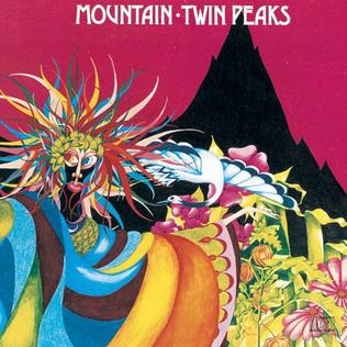 <i>Twin Peaks</i> (album) 1974 live album by Mountain