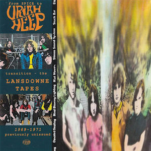 <i>The Lansdowne Tapes</i> 1993 compilation album by Uriah Heep