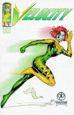 Velocity Comics Wikipedia