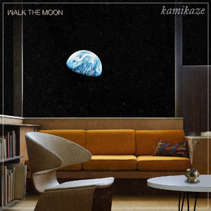 Kamikaze (Walk the Moon song) 2018 single by Walk the Moon