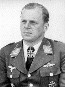 Walter Adolph German World War II fighter pilot
